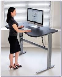 high office chair for standing desk desk home design ideas