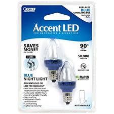 ge lighting 13887 c7 led light bulb with candelabra base