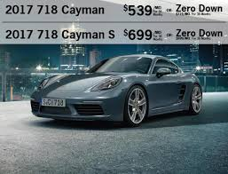 porsche macan lease rates porsche palm promotions specials