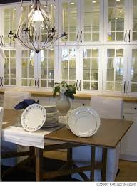 dining room cottage style ideas from ikea cottage magpie