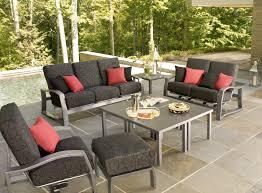 telescope casual momentum cushion patio furniture country stove