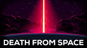 Space Death From Space U2014 Gamma Ray Bursts Explained Youtube