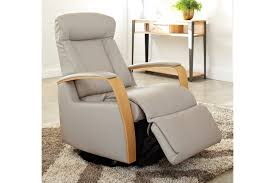 Harvey Norman Recliner Chairs Laminate Arm Recliner Chair Trend Leather Img