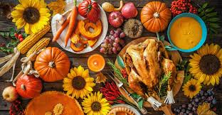 the federal regulations that affect your thanksgiving foods