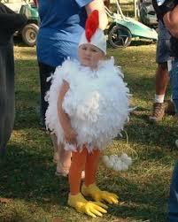 Halloween Chicken Costume Chicken Leg Baby Chicken Costume Pottery Barn Kids