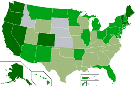 map usa states cities pdf cannabis in the united states