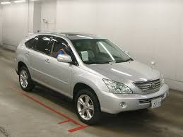 toyota harrier 2008 used toyota harrier for sale at pokal u2013 japanese used car exporter