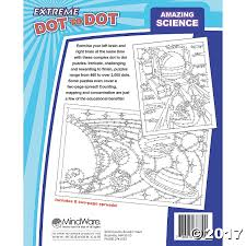 extreme dot to dot amazing science