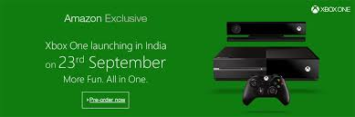 xbox one console with kinect amazon in video games here u0026 039 s why you can only buy the xbox one on amazon in india