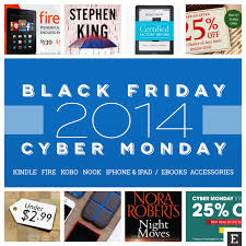 amazon fire hdx black friday best cyber monday ebook deals 2014 u2013 kindle kobo nook and more