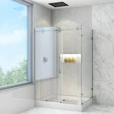 48 Inch Glass Shower Door Home Depot Glass Shower Doors Shower Ideas