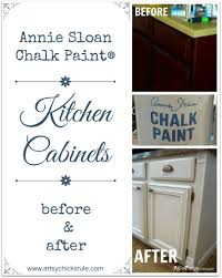 Painting Kitchen Cabinets With Annie Sloan Annie Sloan Chalk Paint Kitchen Cabinets Voluptuo Us