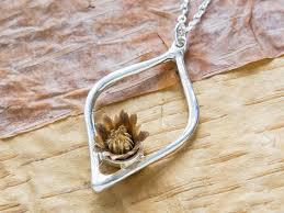 flower necklace images The blessing flower reblooming flower necklace jpg
