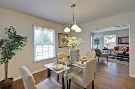 Bungalow Dining Room by Charming Bungalow In The Gardens Midtown Realty Palo Alto Real