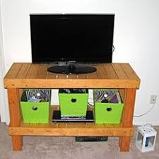 Tv Stand Plans Howtospecialist How by Full Size Bed Frame Plans Howtospecialist How To Build Step