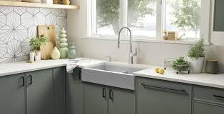 is an apron sink the same as a farmhouse sink farmhouse sinks apron sinks blanco