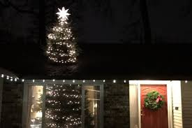 want to fit a 20ft tree in your living room this genius