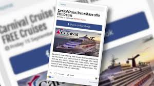 carnival cruise black friday sale soulless u0027 fake facebook post offers free cruises to hurricane