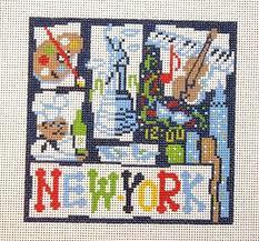 38 best ny needlepoint images on needlepoint