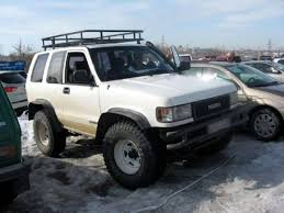 1993 isuzu trooper information and photos zombiedrive