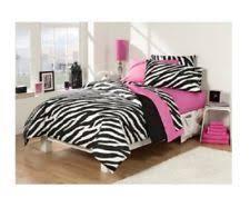 Girls Twin Bed In A Bag Teen Bedding Ebay