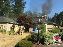 Wild Fire Enumclaw by Explosions Heard At House Fire In Puyallup Puyallup Wa Patch