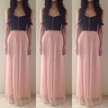 flowy maxi skirts dress skirt bandeau bralette flowy crop tops maxi skirt