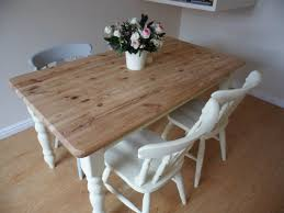 Lily Loves Lola DIY Table  Chairs Using Annie Sloan Chalk Paint - Sanding kitchen table