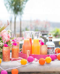 summer party ideas and decorations martha stewart