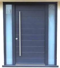 Wooden Main Door by Attractive Large Entry Doors Wooden Front Door Big Window Wooden