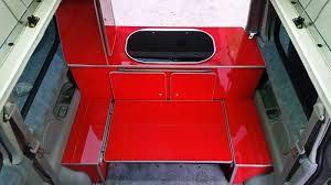 Bongo Tailgate Awning Mazda Bongo Nissan Elgrand Rear Kitchen Camper Units Mazda Bongo