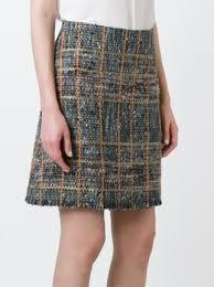 tweed skirt etro edge tweed skirt 1 120 buy online aw16