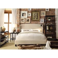 moser bay furniture chavelle wingback upholstered bed free