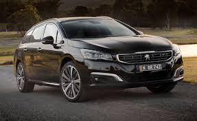 peugeot aust 2015 508 u0027s new looks efficiency the key to sales growth peugeot