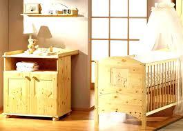 chambre bébé bois naturel lit enfant bois brut lit bebe en bois massif lit bebe bois massif