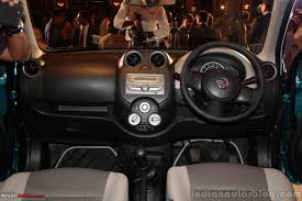 nissan micra dashboard lights nissan micra active 3 5 lakhs team bhp