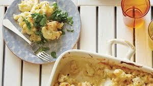 ina garten mac and cheese recipe cauliflower mac and cheese food network