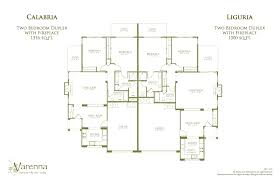 Gallery Floor Plans by Floor Plan Gallery U2013 Varenna At Fountaingrove