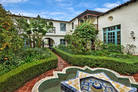 spanish revival colors for 1 65m a condo in historic spanish revival courtyard complex