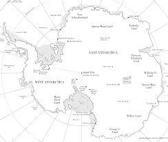 Map Of Antarctica Antarctica Map Printable Printable Maps