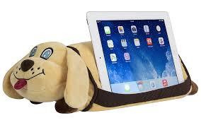 Travel Desk For Kids by Amazon Com Lapgear Tablet Pillow Lappet Tan Puppy Generation 1