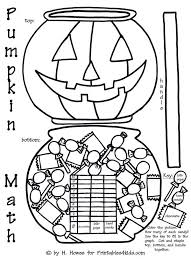 halloween coloring pages 2nd graders graders