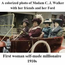 Madam Meme - dopl3r com memes a colorized photo of madam c j walker with