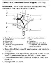 what is 4 wire electrical wire wiring diagram for a stove plug 3