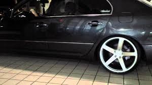 lexus is oem wheels 2004 lexus ls430 on 20