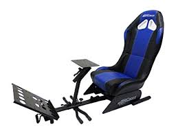 siege volant ps3 subsonic sa5411 seat with support for steering wheel and