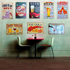 Home Wall Decor by Online Get Cheap Beer Wall Decor Aliexpress Com Alibaba Group