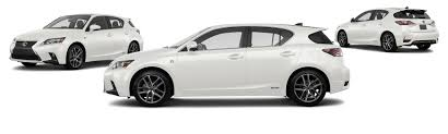 lexus hatchback 2017 2017 lexus ct 200h 4dr hatchback research groovecar