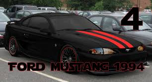 custom 1994 mustang car photoshop ford mustang 1994 4