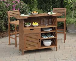Outdoor Bar Setting Furniture by Attractive Outdoor Bar Furniture Design Remodeling U0026 Decorating